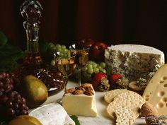 История сыра во франции