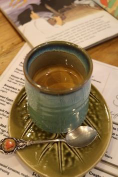 Espresso from Sister Srey, Siem Reap, Cambodia