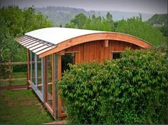 15 Modern Sheds For the Move Home to Mom : TreeHugger