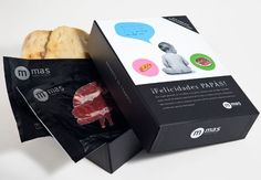 Pack alimentario para motivar compras en entornos fuera del punto de venta propio  #graphic_design #diseño_grafico #diseño_de_packaging #packaging_barcelona #diseño_de_packaging_barcelona #estudio_de_packaging_barcelona