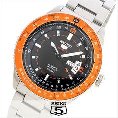Udedokeihompo | Rakuten Global Market: Seiko SEIKO Seiko 5 SEIKO5 SRP611K1 men's watch watches #113295