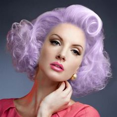 Behind The Chair - Articles how to for summer pastels by Pravana! I would live to try this stuff out!. KE