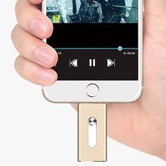 iOS Flash USB Drive for iPhone & iPad | @giftryapp