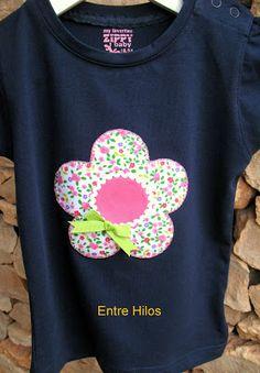 Entre Hilos: Tutorial: como decorar una camiseta