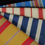 More Swedish Classics - Vävstuga weaving classes - fine cotton ticking