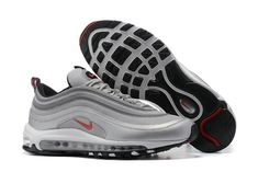 c4ddf658fa1cc Cheap Wholesale Air Max 97 Grey Red Black - China Wholesale Nike Shoes