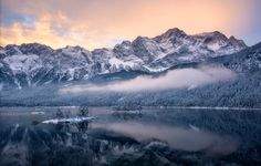 Frosty Morning by Daniel  (Bavaria, Germany)