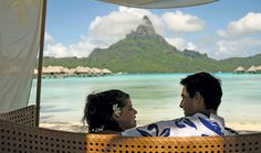 8 Day Tahitian Escape travel package includes flights, resort hotels, activities  &more. Travelscene.com