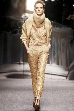 Laura Biagiotti Ready To Wear Fall Winter 2013 Milan