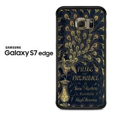 Cover Book Jane Austen 2 Samsung Galaxy S7 Edge Case