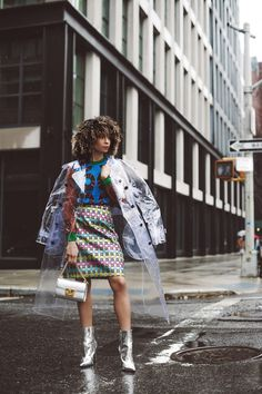 My New York Fashion Week Lookbook - Scout The City, Inc.