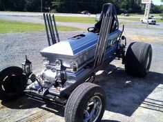 Rat Rod Galleries - Totally Sick Rides