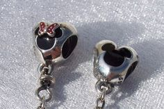 Disney Mickey & Minnie Chain Pandora Disney Parks Exclusive