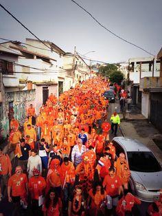 Oranjelegioen, WK 2014, Brazilië.