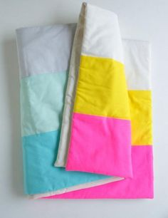 Super Easy Sewn Blanket for Beginners | The Purl Bee