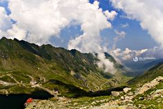 BALEA LAKE and TRANSFAGARASAN ROAD