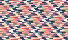 Colourful pattern of Comuna by Mexican agency Futura.