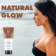 READY FOR THAT SEXY GOLDEN GLOW? AND WITHOUT THE CHEMICAL COLORS AND DYES?Beauty by Earth's sunless self tanning lotion is made with natural and organic ingredients. You no longer need to worry about the ingredients sinking into your skin and will not turn you orange. Our formula is made with ingredients to repair and moisturize your skin while it works its tanning magic. Simply apply the tanning cream evenly and 4-6 hours you will have a nice golden color to your skin. If you wa...