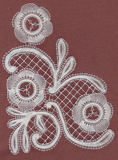 Muestra de encaje de brujas Bruges Lace, Bobbin Lacemaking, Lace Art, Bobbin Lace Patterns, Point Lace, Irish Crochet, Jute, Dream Catcher, Projects To Try