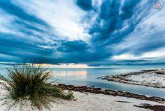 View to Brighton Jetty. The Brighton Blues, South Australia Pic: Ben Heide Photography