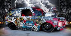 cool vehicle graphics