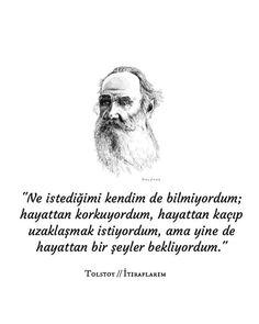 Tolstoy / İtiraflarım