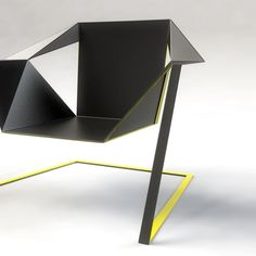 The Zen Armchair by Rafeal Morgan