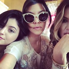 Kylie, Kourt, & Khloe