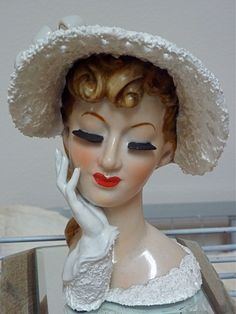 NAPCO S348A Vintage Lady