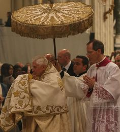 Procession to the Altar of Repose