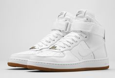 """Nike WMNS Air Force 1 """"White Collection"""" for Summer 2014 - EU Kicks: Sneaker Magazine"""