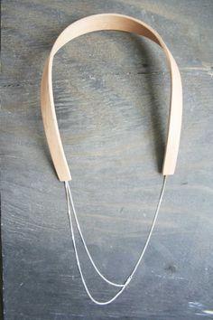 Medley Institute Round Around 2-Chain Necklace