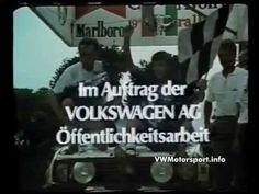VW Golf GTI Rally Season 1987 - Official VW Video