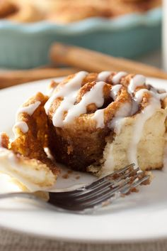 45 Minute Cinnamon Rolls {From Scratch - No Yeast} - Cooking Classy