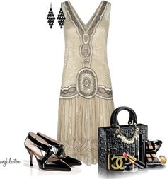 """""""Gatsby Movie Premier Contest"""" by angkclaxton on Polyvore"""