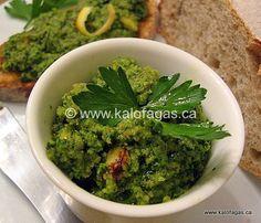 Greek Parsley Salad