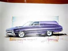 chip foose sketch - Yahoo! Image Search Results