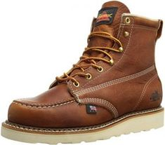 9ec94752db4 Enjoy exclusive for Thorogood Men's American Heritage 6 Moc Toe, MAXwear  Wedge Non-Safety Toe Boot online - Alltrendytop