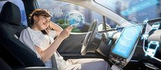 Increasing Number of Government Safety Regulations to Curb the Number of Fatalities is Expected to Boost the Market for Autonomous Vehicles New Technology Gadgets, Computer Technology, Technology 2017, Tech Gadgets, Industry Research, Market Research, Innovation, Cute Designs To Draw, Technology Wallpaper