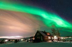 The Northern Lights - Aurora Borealis