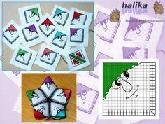 Album - Biscornu - Halika