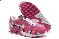 huge discount a2283 f3ef9 2013 Nike Air Max 90 Premium EM Womens Trainers Weaving Deep Pink Womens  Shoes 2014,