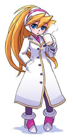 Ciel (Megaman Zero) by Ori-hiro on DeviantArt Anime Couples Manga, Cute Anime Couples, Anime Girls, Mega Man, Akira, Megaman Zero, Megaman Series, Pokemon, Alien Creatures