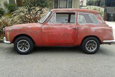 1959 Austin A40 Farina: Cheap Pininfarina Style - http://barnfinds.com/1959-austin-a40-farina-cheap-pininfarina-style/