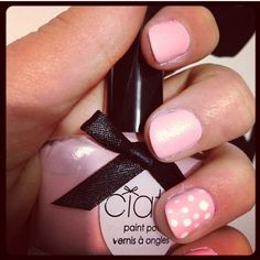 Nail Art So Pink