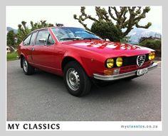 1977 ALFA ROMEO ALFETTA  classic car