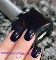 Rescue Beauty Lounge Piú Mosso (Deepest Navy Blue Shimmer)