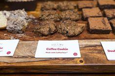 coffee flour cookies