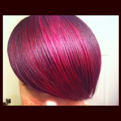 Elumen hair color RV@all by Goldwell Elumen is AMAZING!!