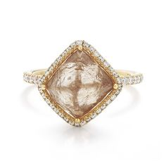 a0c989a8d7be Rough Diamond Ring